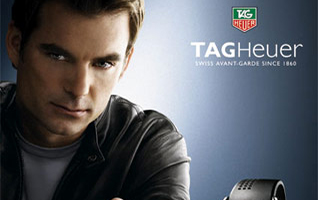 Jeff Gordon Tag Heuer