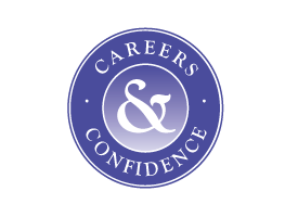 careers and confidence logo